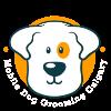 mobile dog grooming calgary logo